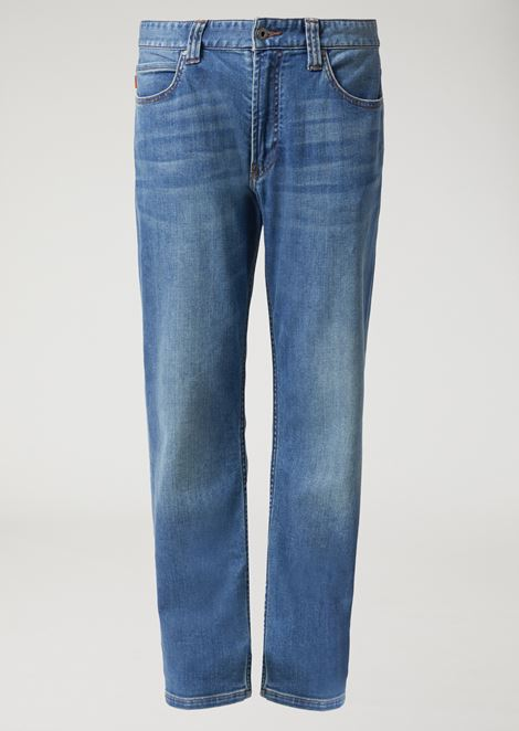 J15 comfort fit stretch cotton 10.5 denim jeans