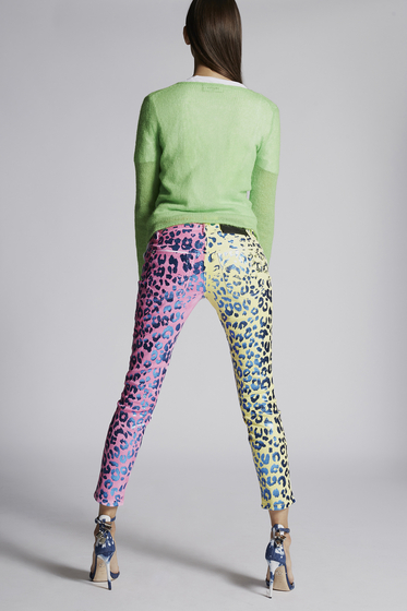 DSQUARED2 五袋裤 女士 S75LB0099S39781968 b