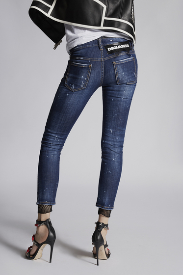 DSQUARED2 5 pockets Woman S73LA0216S39781900 b