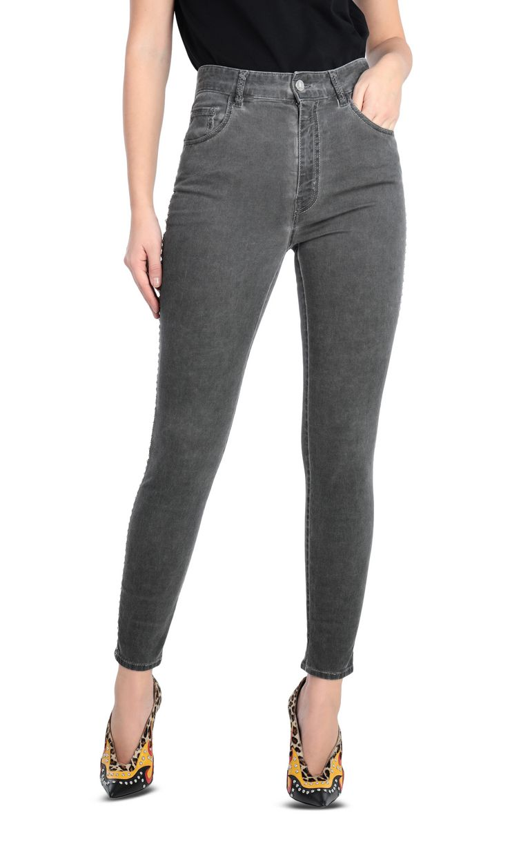 JUST CAVALLI 5-pocket high-rise jeans Jeans Woman f