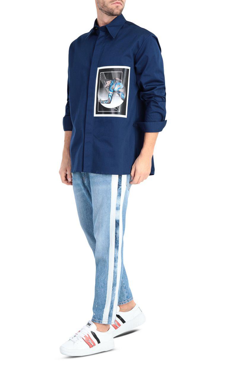 JUST CAVALLI 5-pocket Gabber-fit jeans Jeans Man d