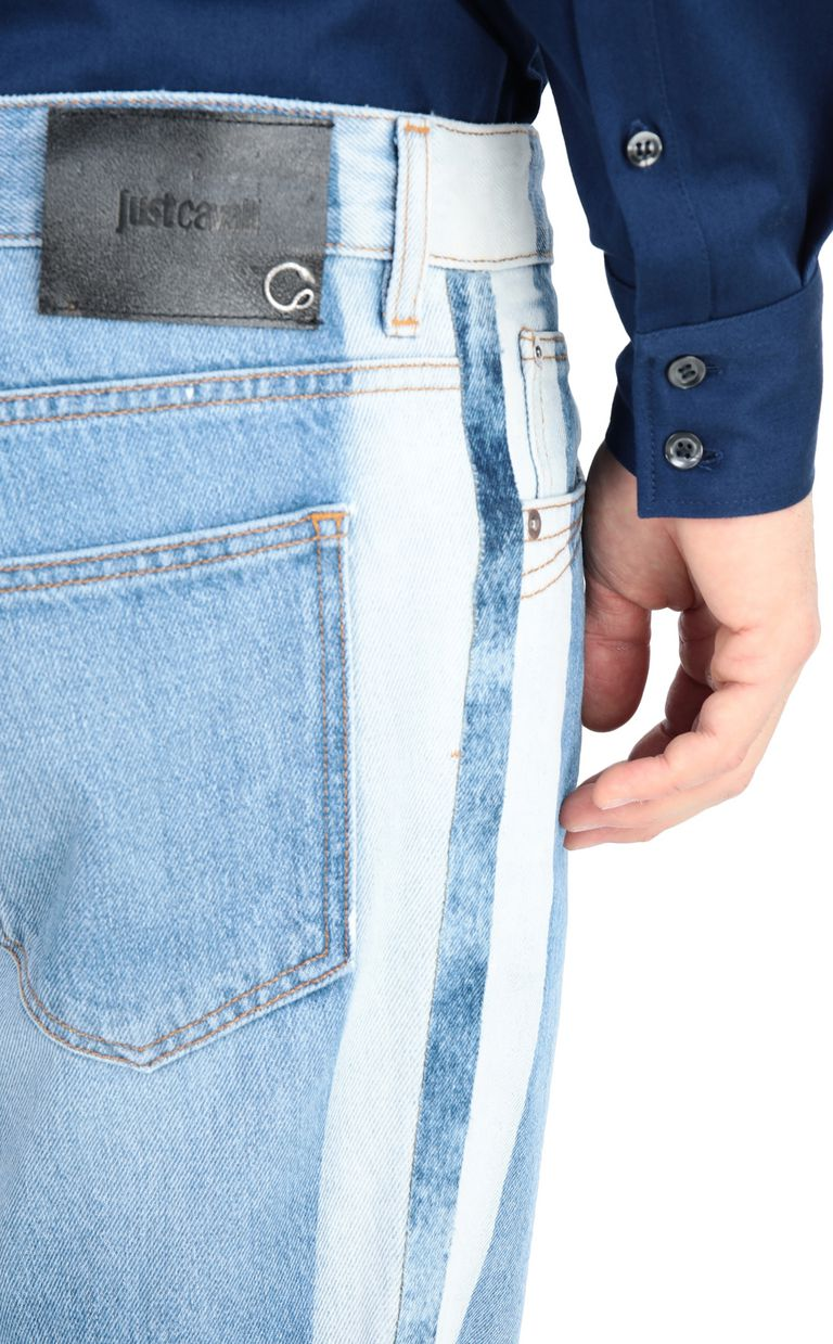 JUST CAVALLI 5-pocket Gabber-fit jeans Jeans Man e