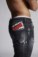 DSQUARED2 Night Stellata Cool Guy Jeans 5 pockets Man