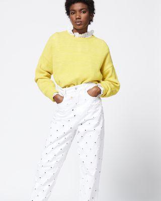 ISABEL MARANT ÉTOILE JEANS Woman LORNY pants r