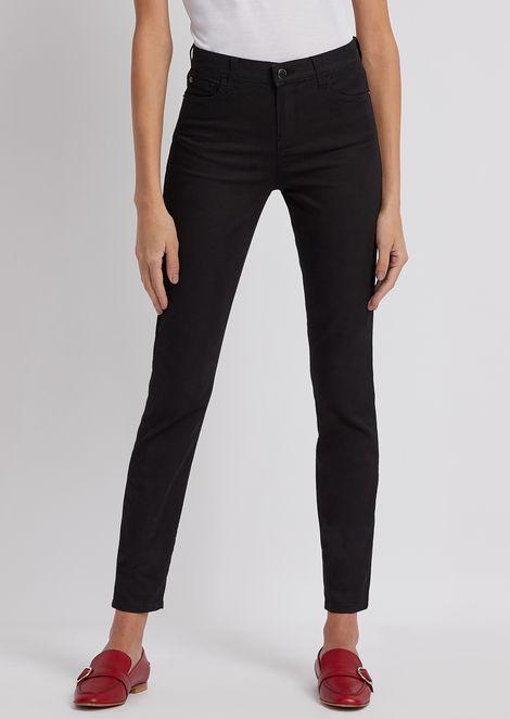 Jeans J20 super skinny in denim stretch