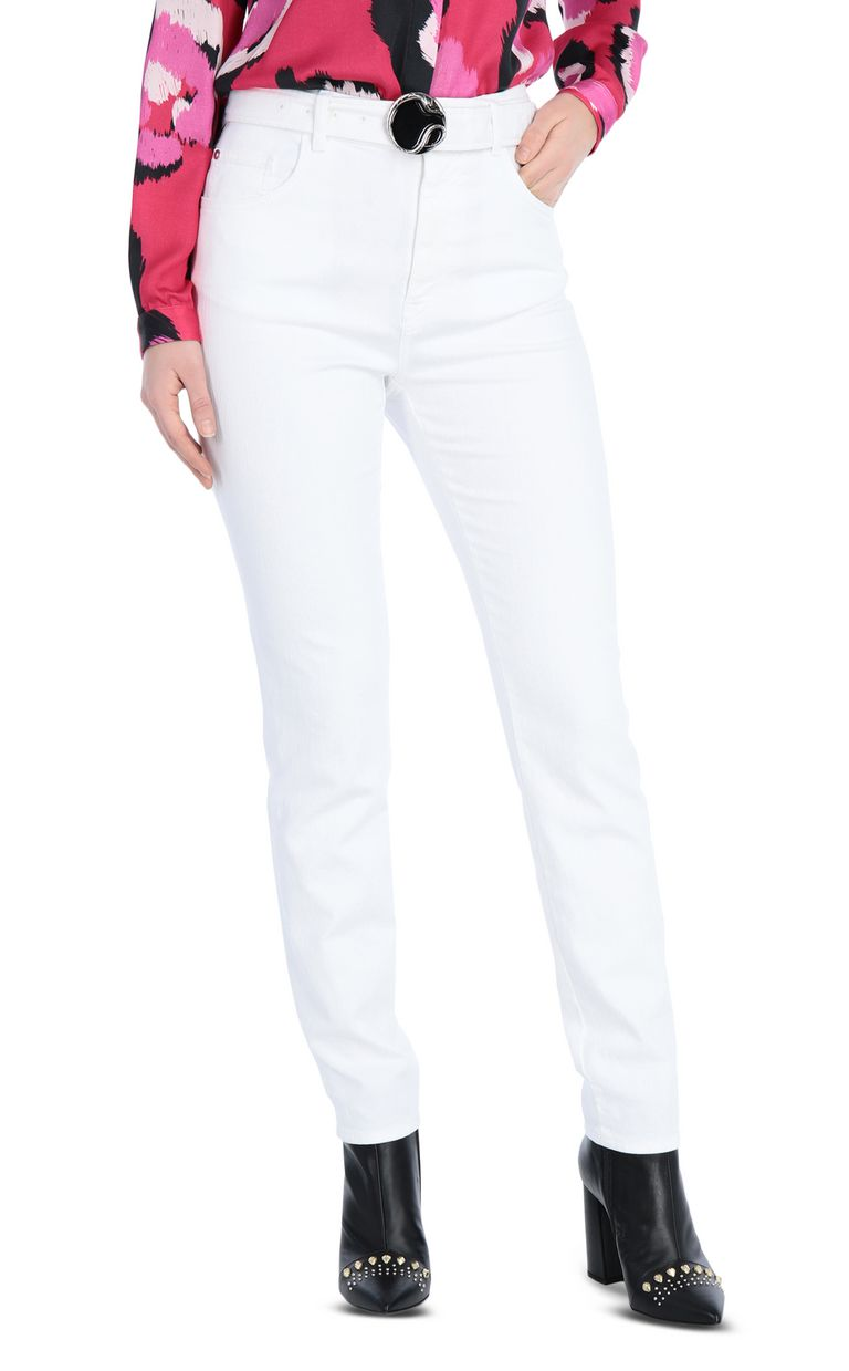 JUST CAVALLI 5-pocket high-rise jeans Jeans [*** pickupInStoreShipping_info ***] f
