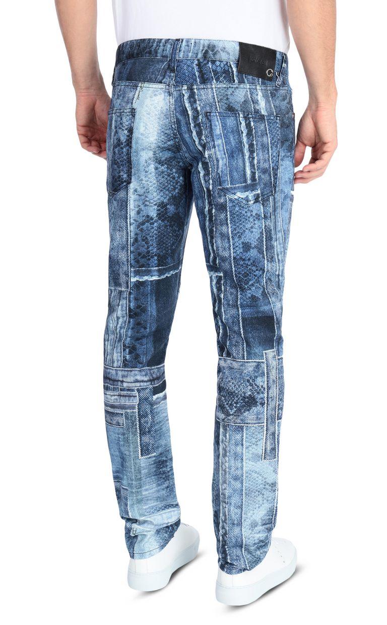 JUST CAVALLI Denimflage Just fit jeans Jeans Man r