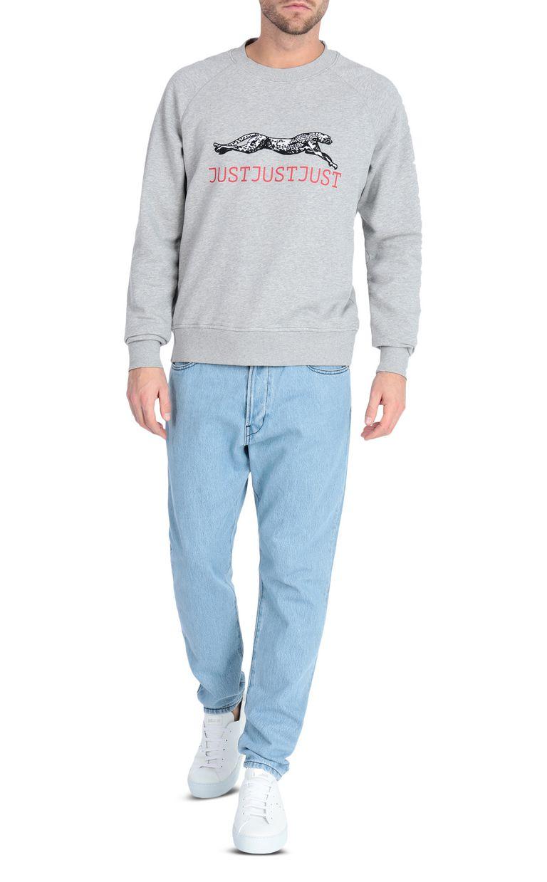 JUST CAVALLI 5-pocket Boy-fit jeans Jeans Man d