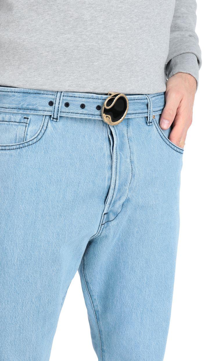 JUST CAVALLI 5-pocket Boy-fit jeans Jeans Man e