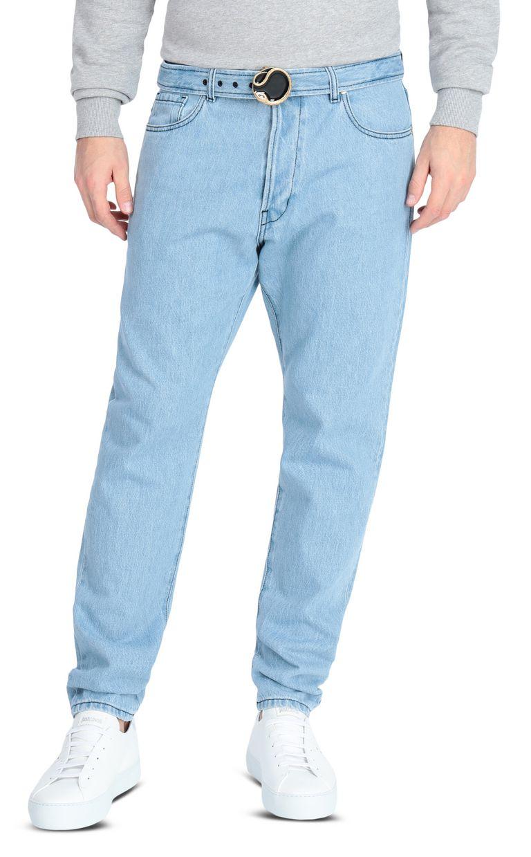 JUST CAVALLI 5-pocket Boy-fit jeans Jeans Man f