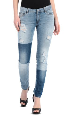 Slim 5-pocket jeans