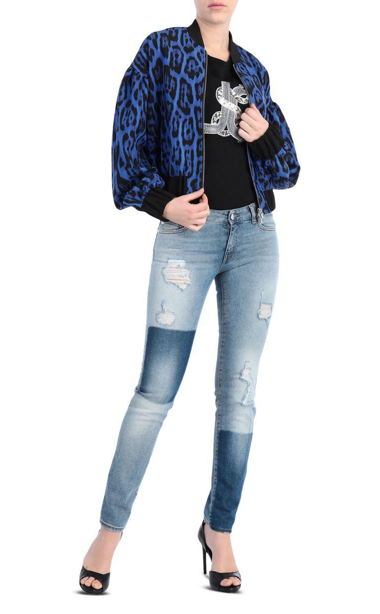 JUST CAVALLI Slim 5-pocket jeans Jeans Woman d
