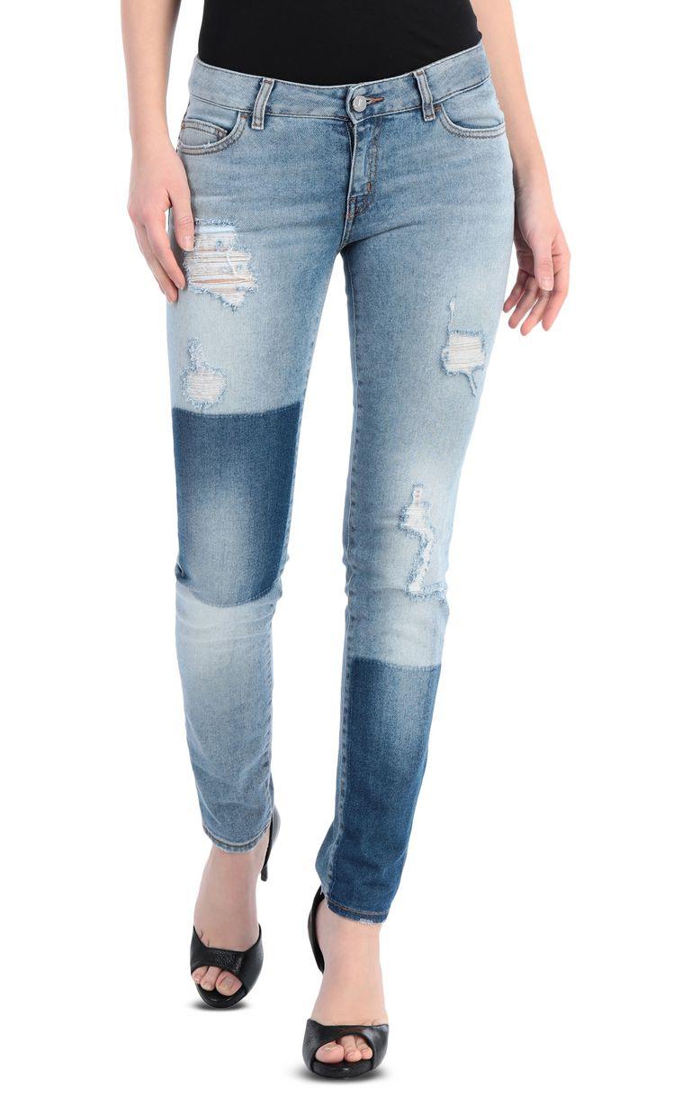 JUST CAVALLI Slim 5-pocket jeans Jeans Woman f