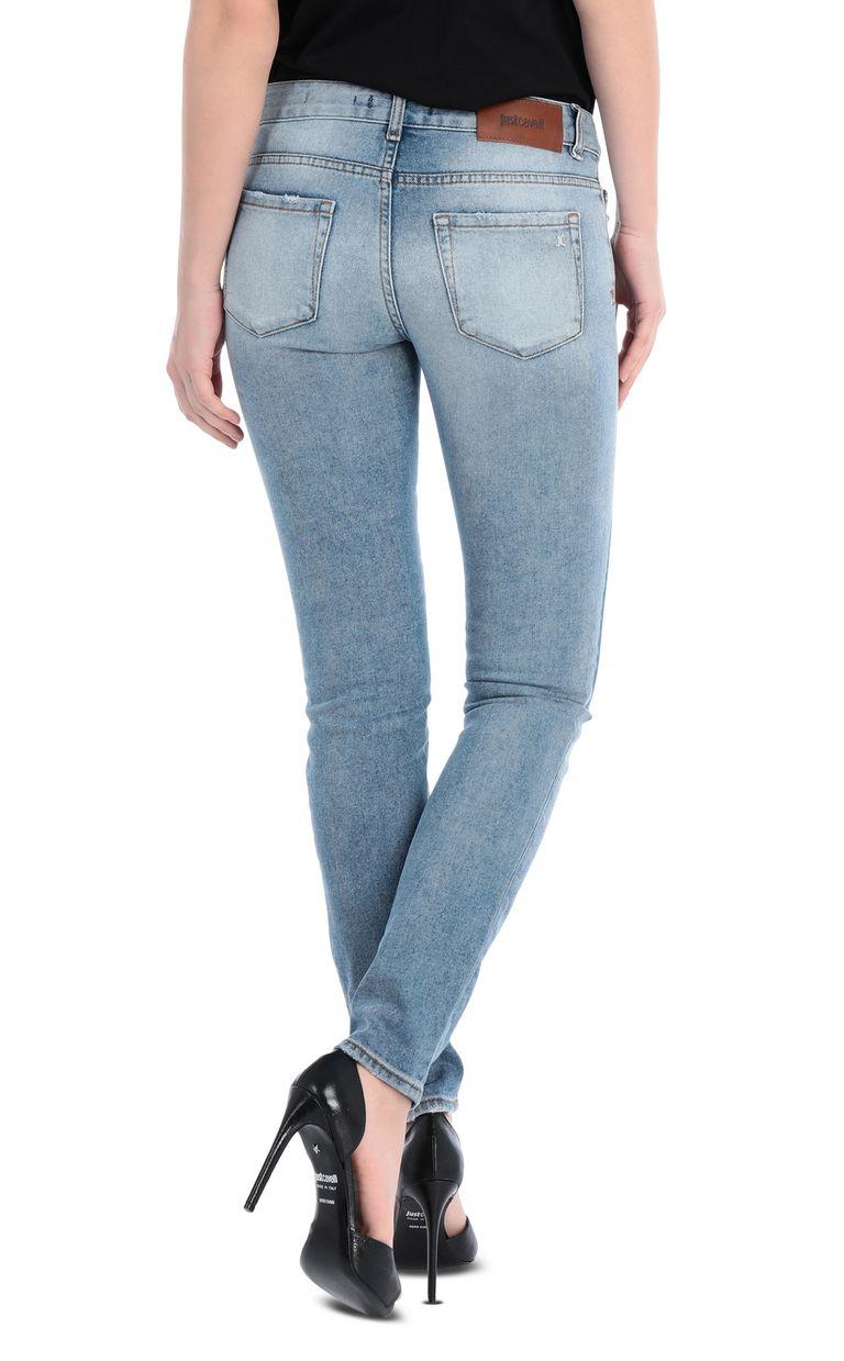 JUST CAVALLI Slim 5-pocket jeans Jeans Woman r
