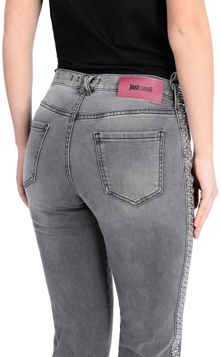 JUST CAVALLI Boy-fit jeans Jeans Woman e