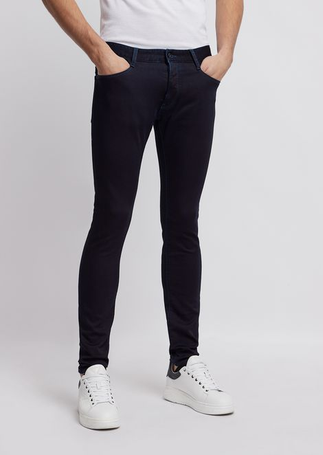 J35 extra slim fit right hand, comfort stretch twill jeans