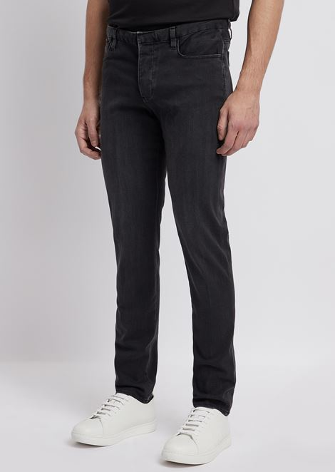 Extra slim-fit J11 comfort denim jeans