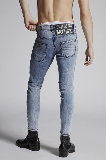DSQUARED2 5 pockets Man S71LB0614S30342470 b