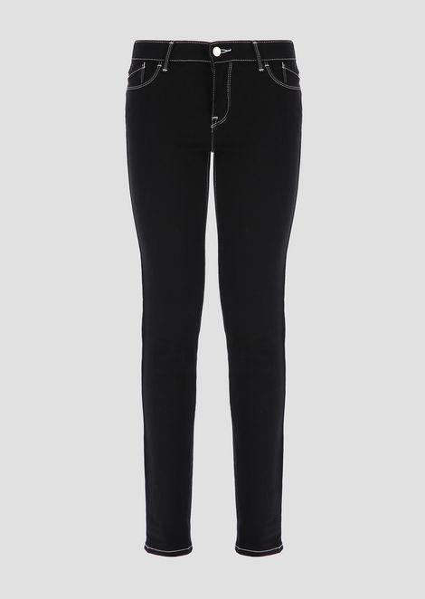 Super skinny J23 jeans in comfort denim