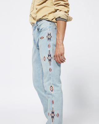 ISABEL MARANT JEANS Man JASPER trousers r