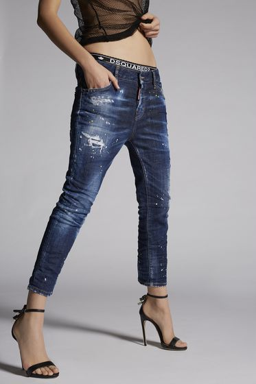 DSQUARED2 5 pockets Woman m