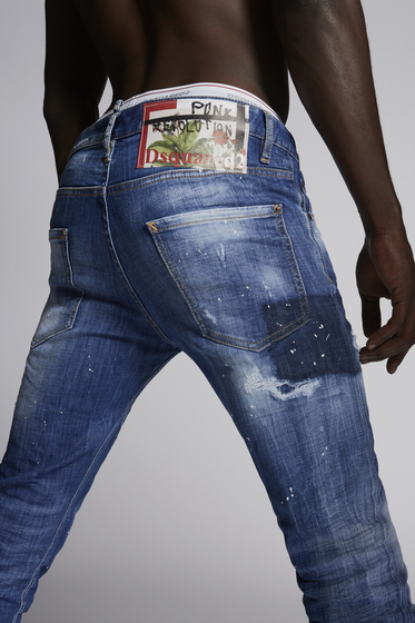 DSQUARED2 5 pockets Man m