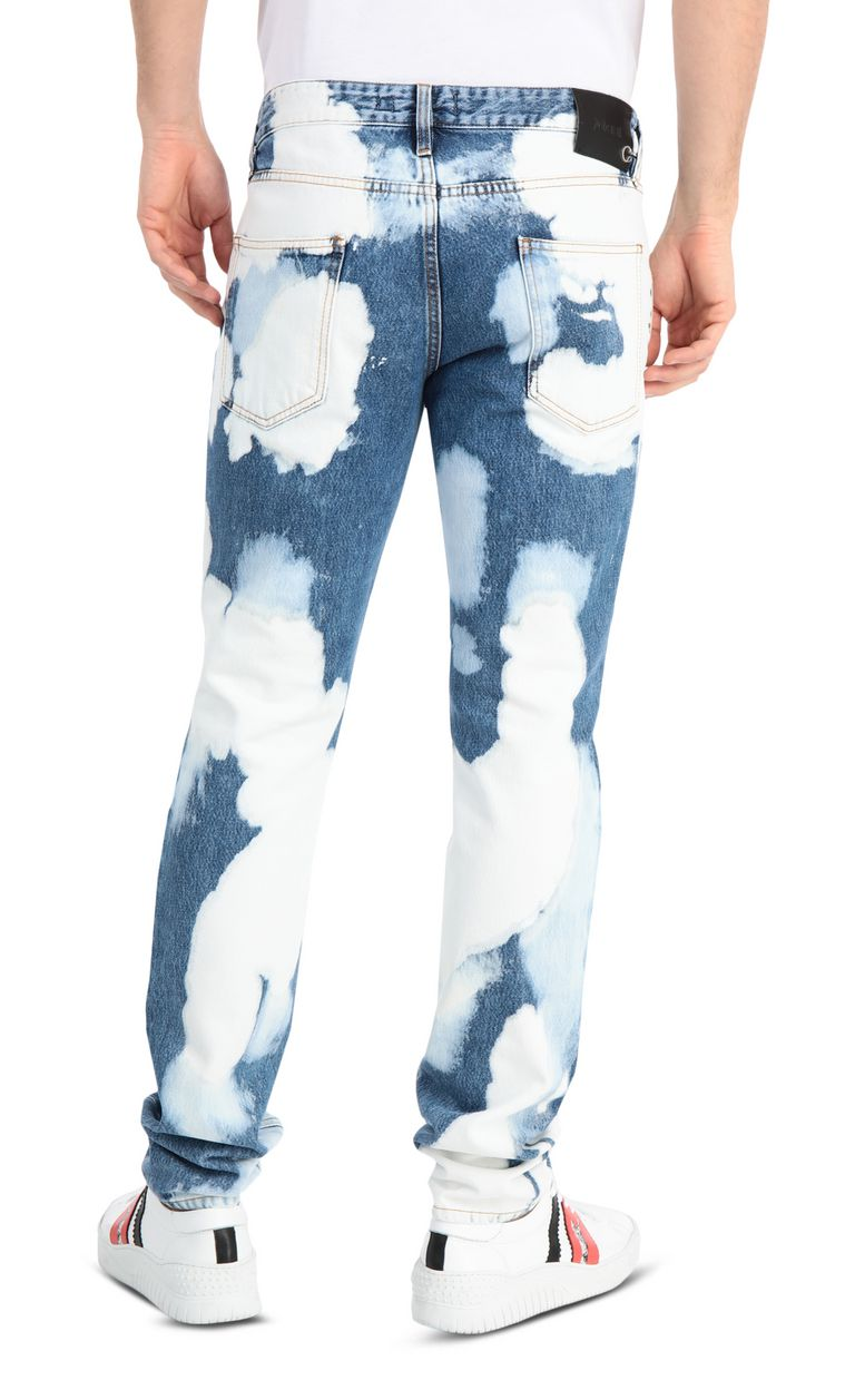 JUST CAVALLI Dappled jeans with a Just fit Jeans [*** pickupInStoreShippingNotGuaranteed_info ***] r