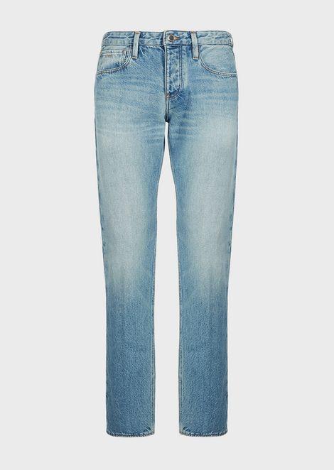 Slim-fit J75 11.5 oz denim jeans