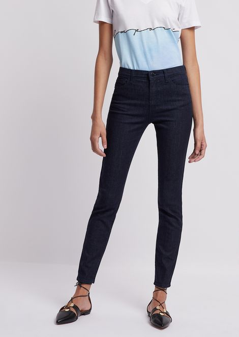 J20 super skinny jeans in comfort denim