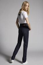 DSQUARED2 Mert & Marcus 1994 x Dsquared2 Dark Jeans 5 pockets Woman
