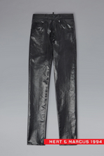 DSQUARED2 Mert & Marcus 1994 x Dsquared2 Jeans 5 pockets Woman