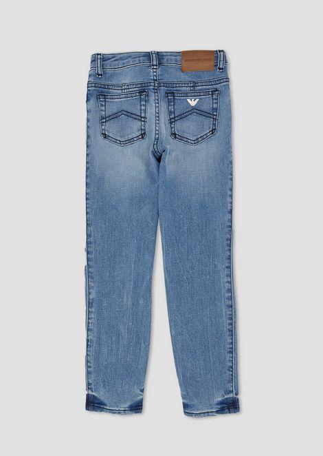 EMPORIO ARMANI Jeans Woman r