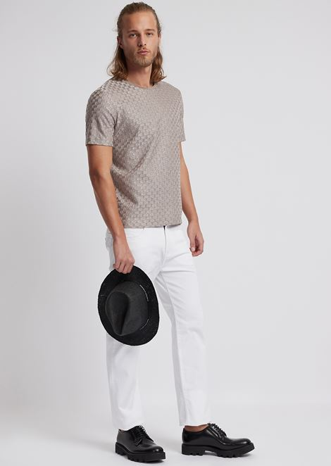 Regular-fit J31 comfort gabardine jeans