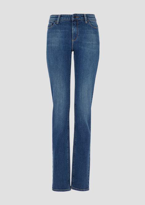 EMPORIO ARMANI Straight Jeans Woman r