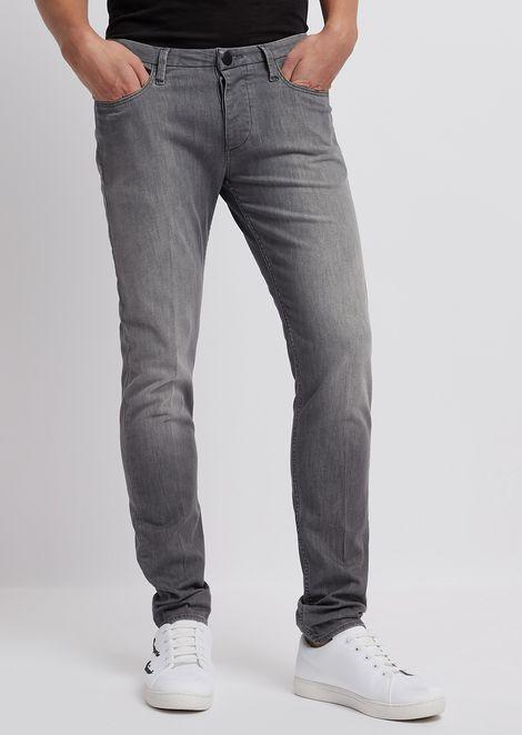 Slim-fit J00 jeans in 8 oz soft vintage denim 46b27849e5cb