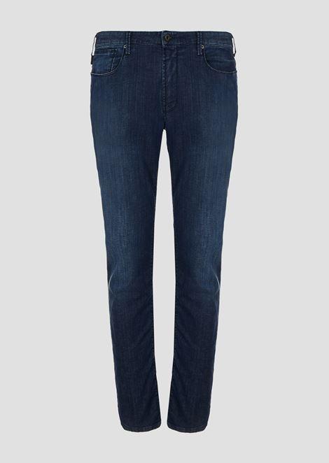 Slim-fit J06 jeans in 7.5oz comfort denim