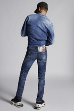 DSQUARED2 Basic Garden Slim Jeans 5 pockets Man