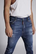 DSQUARED2 Basic Garden 80's Jeans 5 pockets Man