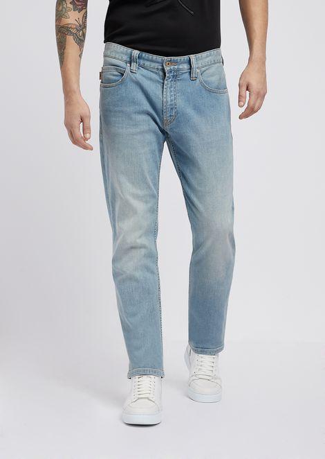 Jeans J15 in Slim Fit aus Komfort-Denim in klassischer Z-Köperbindung 10,5 oz