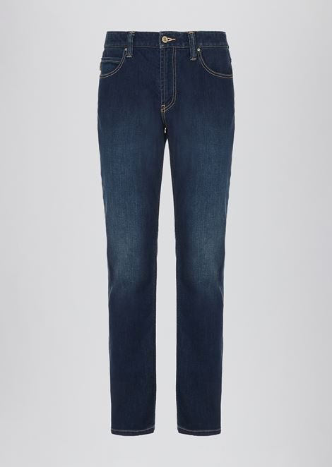 J15 jeans in 10.5oz right-hand comfort denim twill