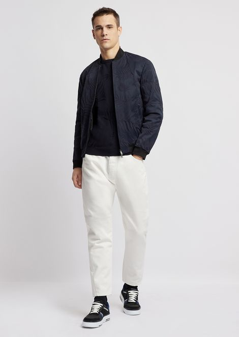 EMPORIO ARMANI Loose Jeans Man d