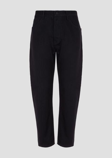 EMPORIO ARMANI Loose Jeans Man r
