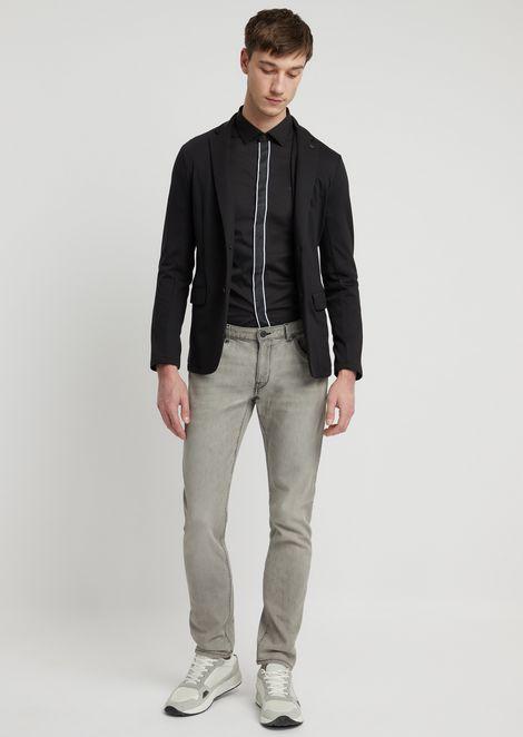 EMPORIO ARMANI Slim Jeans Man d