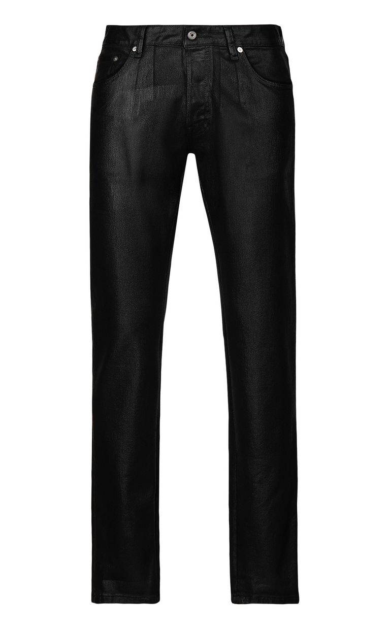 JUST CAVALLI High-shine Just-Fit Jeans Jeans Man f