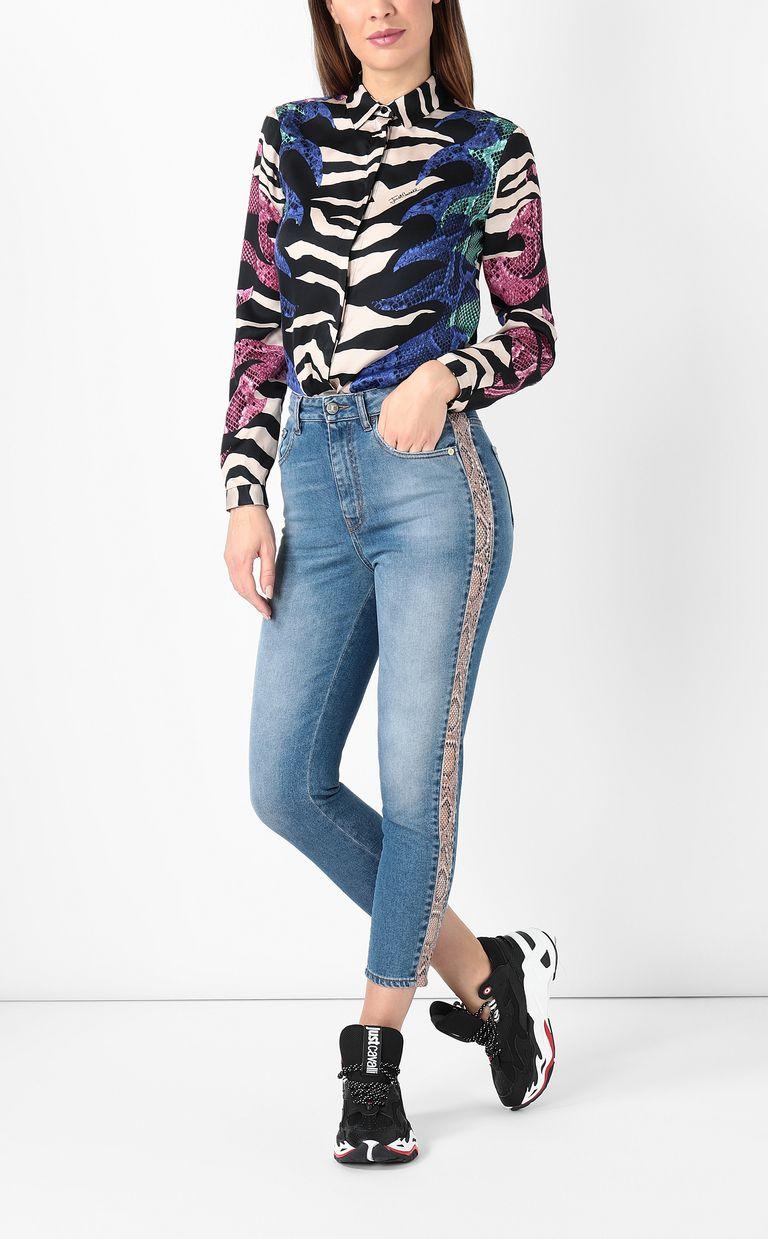 JUST CAVALLI Boy-fit jeans Jeans Woman d