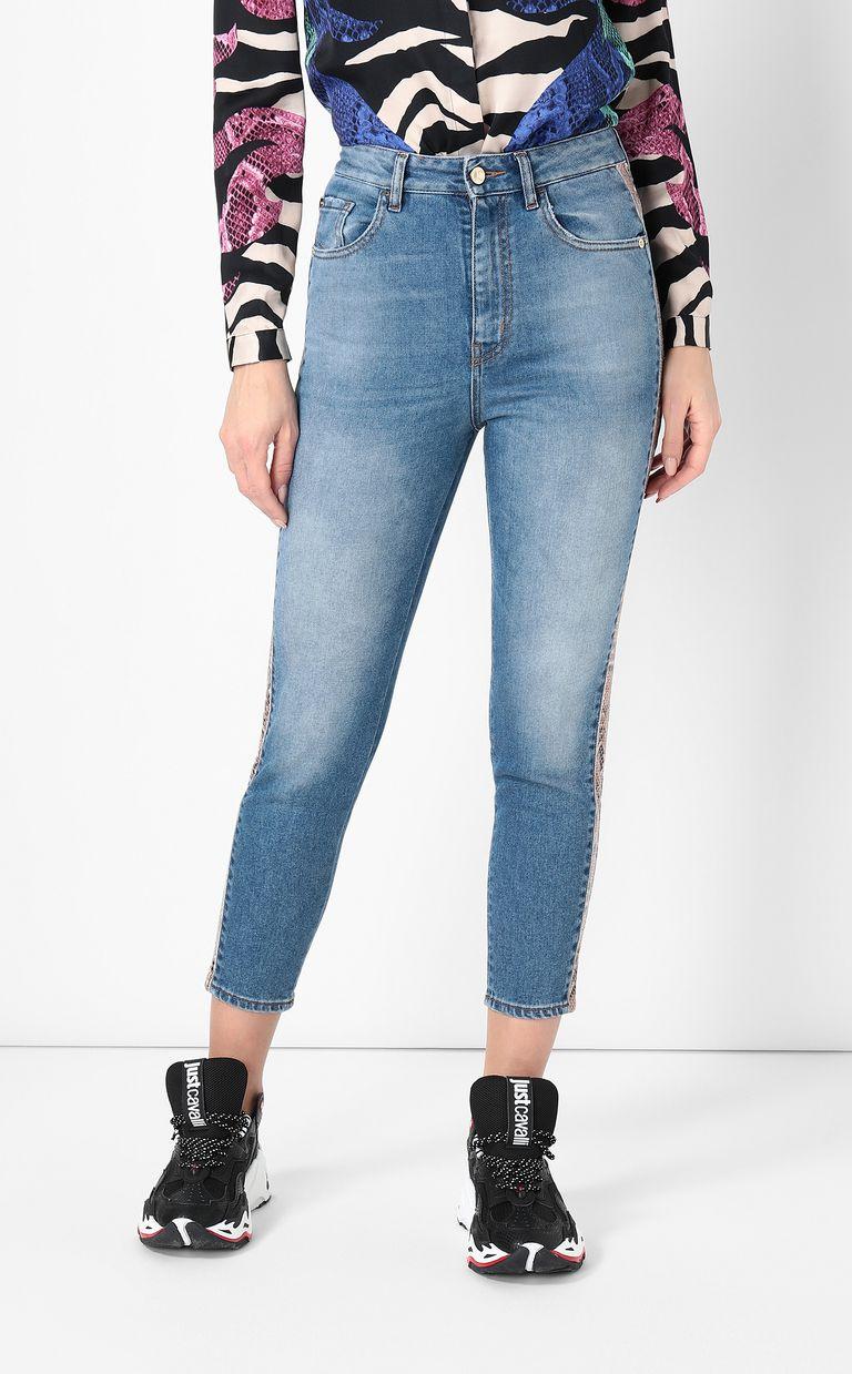JUST CAVALLI Boy-fit jeans Jeans Woman r