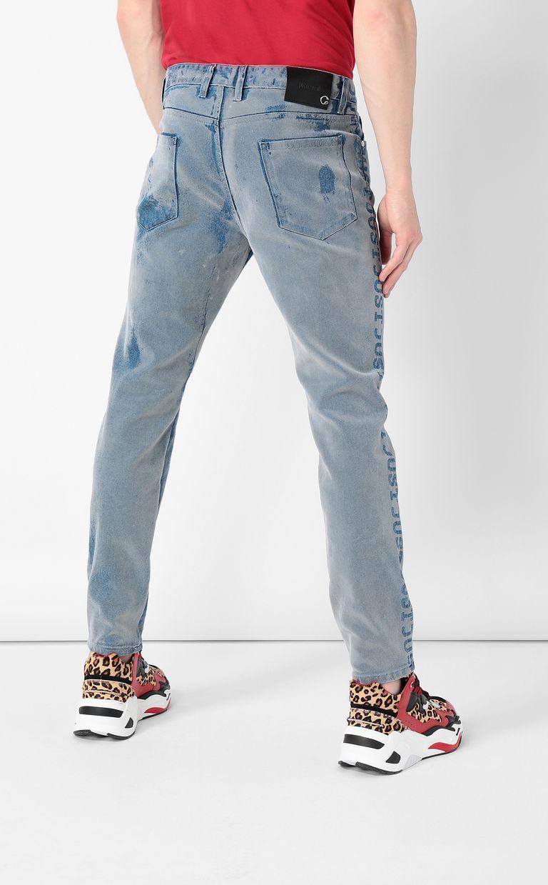JUST CAVALLI Boy-fit jeans Jeans Man a