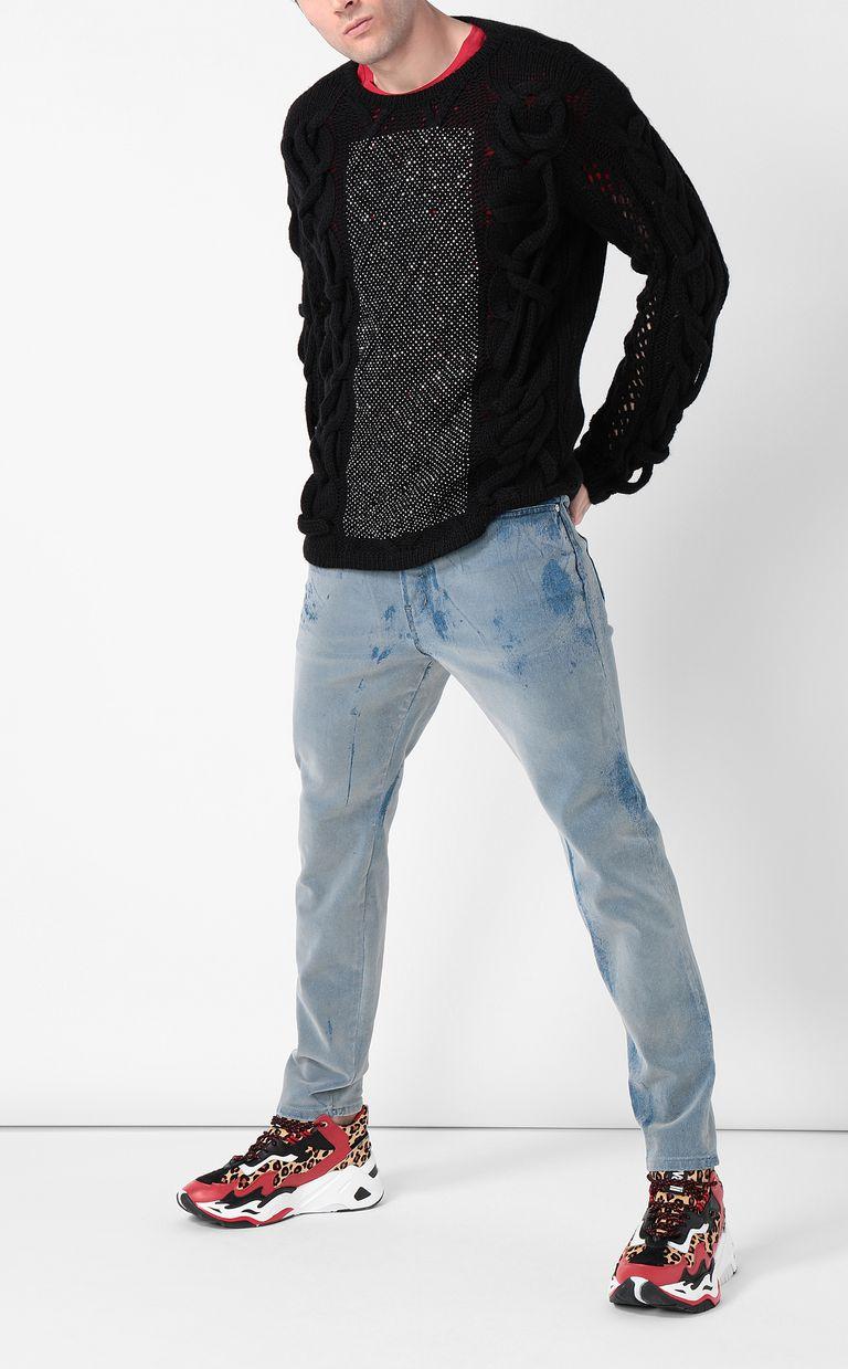 JUST CAVALLI Boy-fit jeans Jeans Man d