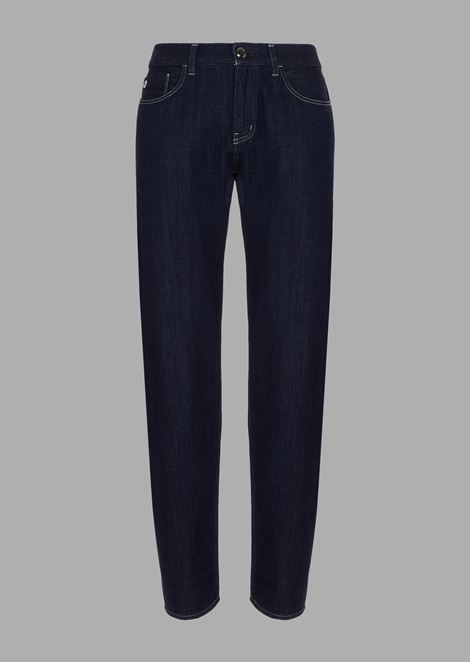 Jeans slim fit in Zimbabwe cotton