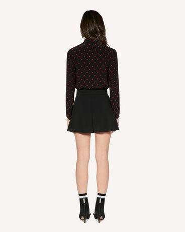 REDValentino SR3RFB602EU 0NO Shorts Woman r
